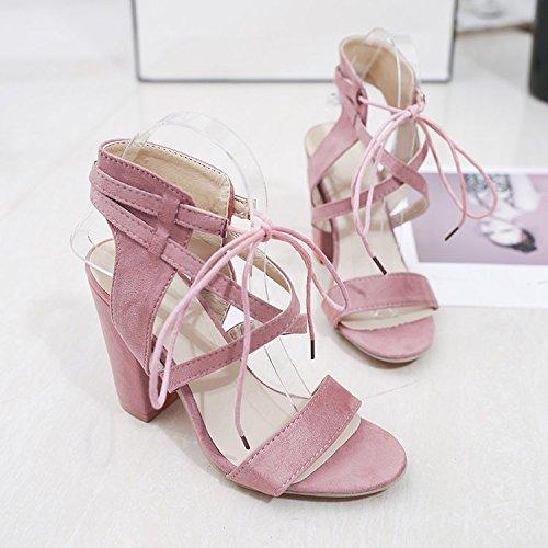 alto tacco e da scarpe fascia Thirty six Grandi ragazza donne con qOwnx8pg