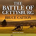 The Battle of Gettysburg: American Heritage Series Audiobook by Bruce Catton Narrated by Eric Martin
