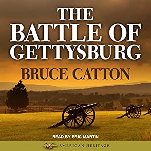 The Battle of Gettysburg Audiobook