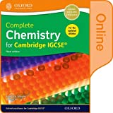 img - for Complete Chemistry for Cambridge IGCSE (R) Online Student Book book / textbook / text book