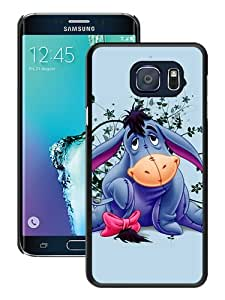 Samsung Galaxy Note 5 Edge Case ,Unique And Durable Designed Case With Eeyore Black Samsung Galaxy Note 5 Edge Cover Case Custom Designed Phone Case