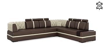 Ledersofa Ecksofa Wohnlandschaft Leder Ledercouch Sofa Eck Couch L
