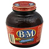 B and M Original Baked Beans, 18 Ounce -- 12 per case.