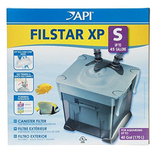 API FILSTAR XP FILTER SIZE S Aquarium Canister Filter 1-Coun