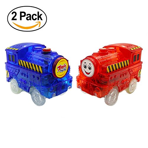 light up car set - 7