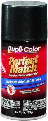 (Dupli-Color BGM0529 Dark Spiral Gray Metallic General Motors Exact-Match Automotive Paint - 8 oz. Aerosol)