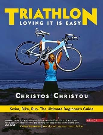 Amazon.com: Triathlon, Loving it is easy.: Swim, Bike, Run