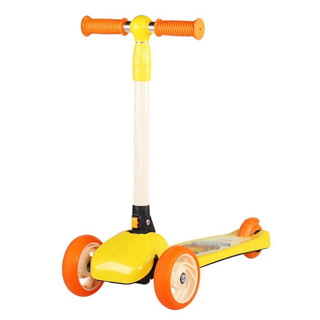 若者の大愛商品 キッズスクーターライドブロックフラッシュリフト初心者子供のおもちゃパドルボード折り畳みスライドブロック2-11歳(52* 24 24* 72センチメートル)* B07FZ74YV6* Orange, ソフト99 emono:50e87e2a --- a0267596.xsph.ru