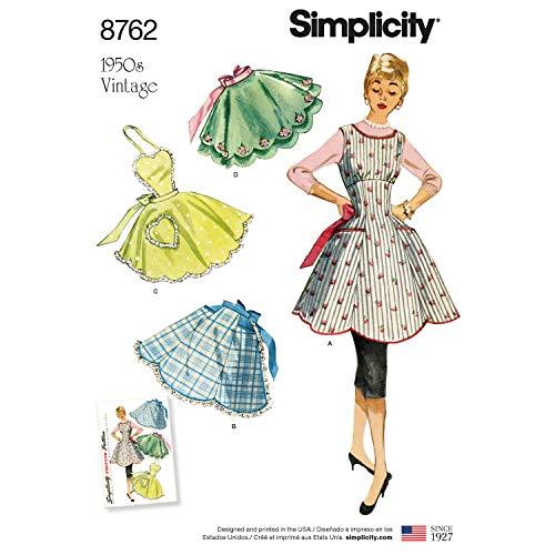 Simplicity Vintage US8762A Crafts, A (A (S-M-L)