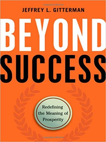 Image result for Jeffrey Gitterman - Beyond Success