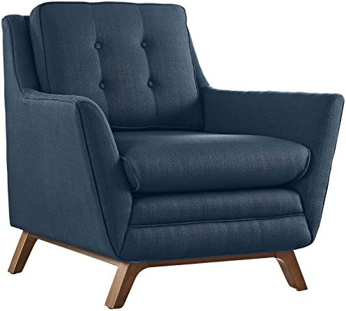 Modway Beguile Mid-Century Modern Accent Arm Lounge Chair