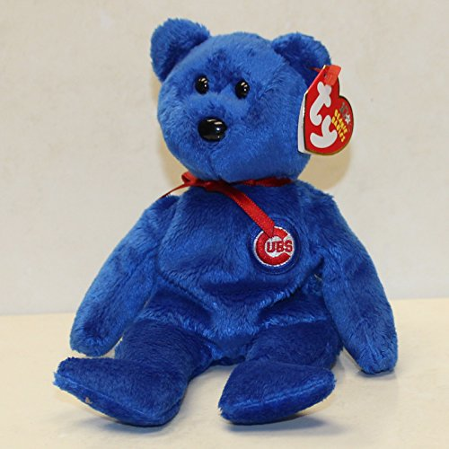(TY Beanie Baby - DUSTY the Bear (Chicago Cubs Gameday Exclusive 5/4/03) )