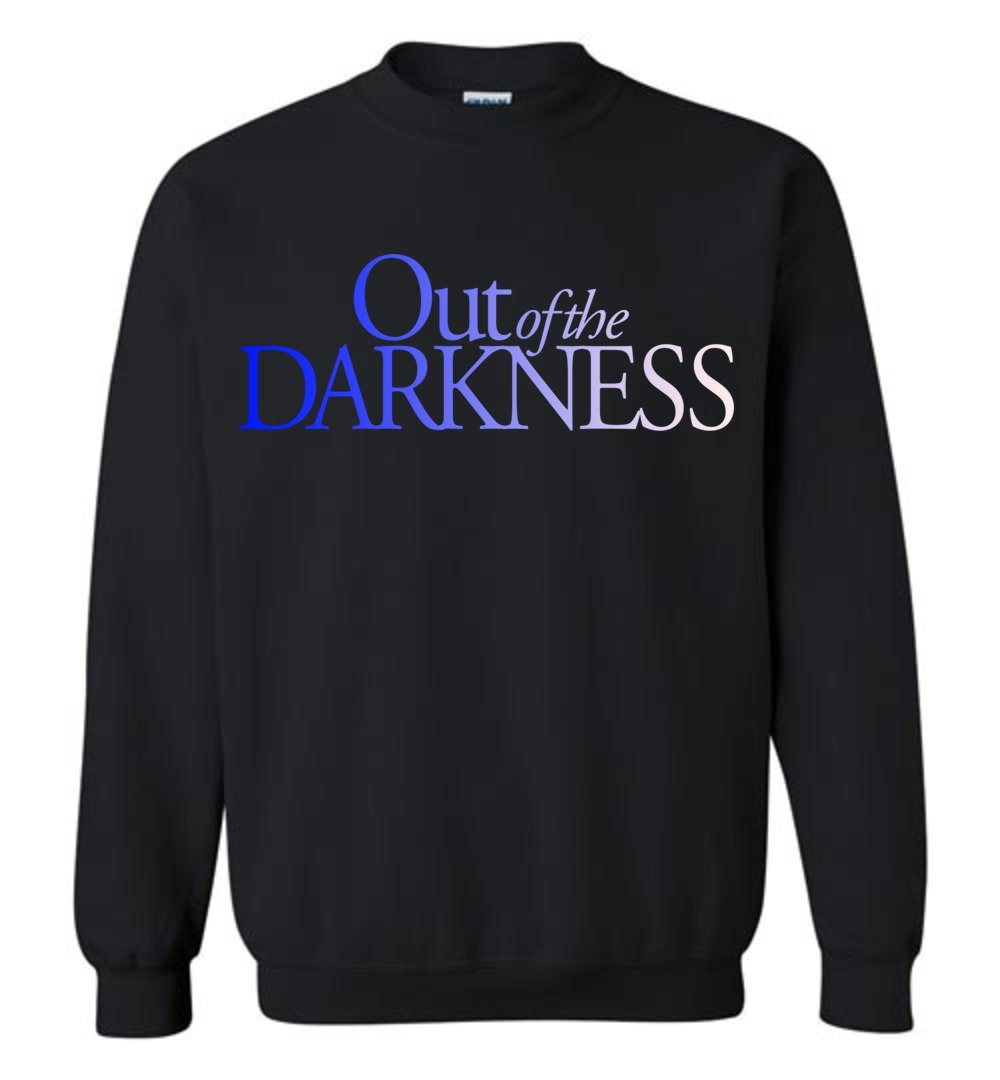 Suicide Awareness Out Of The Darkness Shirts