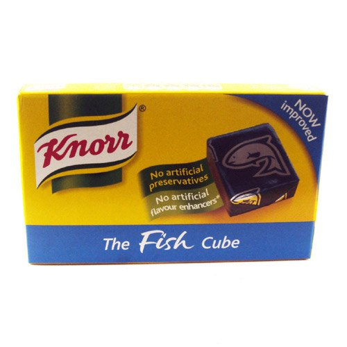 Fish Bouillon Cubes - 1