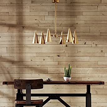 INKIVY Bellac Chandelier Gold See below