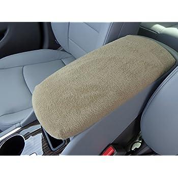 Car Console Covers Plus Fits Honda Civic 2016-2019 Fleece Center Armrest Cover for Center