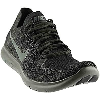 Buy Nike Mens Free RN Flyknit 2017 Running Shoe BlackRiver