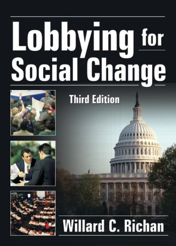 Lobbying for Social Change, Third Edition