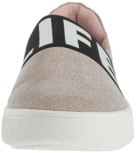 Lfl By Lust For Life Womens L-rant Fashion Sneaker Love Life