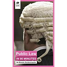 Public Law in 90 Minutes: Fundamentals for Law Students