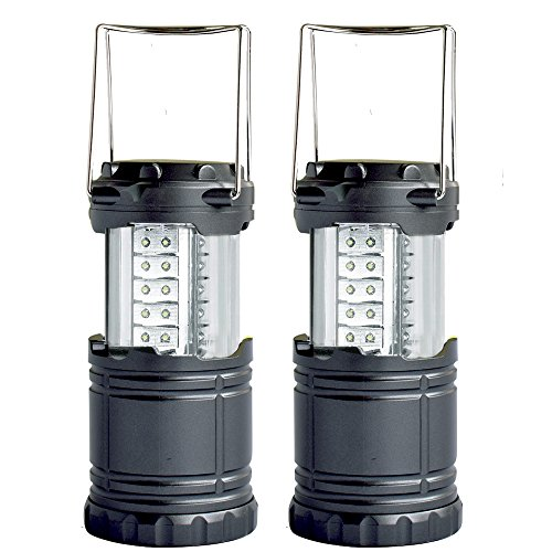 Collapsible Resistant Flashlight Emergencies Hurricanes