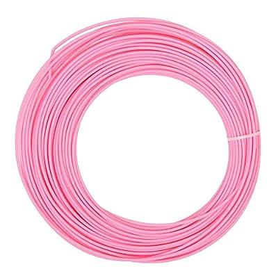 WYZworks Mini 50g 3D Printer Filament - PLA 3.00mm Pink