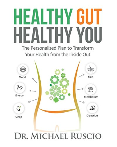 Healthy Gut, Healthy You [Dr. Michael Ruscio] (Tapa Blanda)