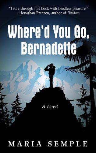 Whered You Go Bernadette (Thorndike Press Large Print Basic)