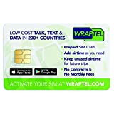 International SIM Card for Talk, Text & Data in 200+ Countries