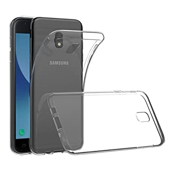 XTCASE Funda Samsung Galaxy J3 2017 J330 Silicona Transparente ...