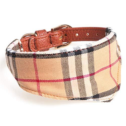 Umisun Dog Cat Collar Bow Tie  Adjustable PU Design Fit Dog Puppy Cat  Cute Fashion Dog Cat Collar Bow TiesGray S
