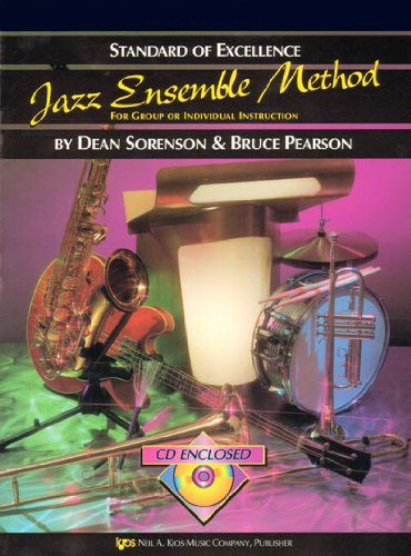W31XE1 - Standard of Excellence Jazz Ensemble Method - 1st Alto Saxophone
