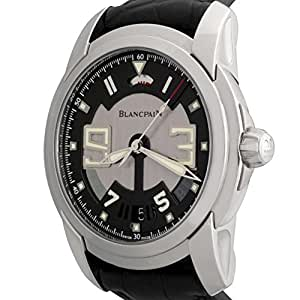 Blancpain L-Evolution 8 Day automatic-self-wind mens Watch 8805-1134-53B (Certified Pre-owned)