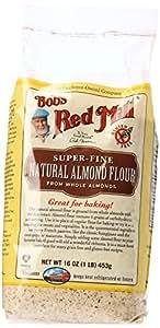 Bob's Red Mill Super-Fine Natural Almond Flour, 16-ounce
