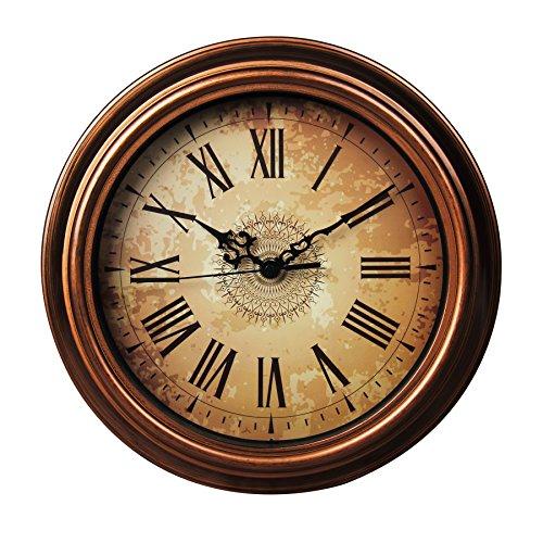 Old Wall Clock Amazon Com