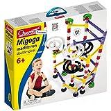Quercetti - Q6568 - Migoga Marble Run Double Spiral