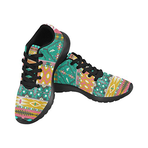 Sneakers Athletic Interestprint Sports Walking Womens Arrows Jogging Road Lightweight Shoes Running Ethnic Tribes xgqzwxH