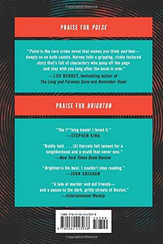 Amazon com: Pulse: A Novel (9780062443038): Michael Harvey