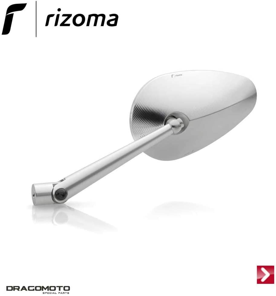 Miroir radial RS RIZOMA Argent BS132A