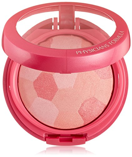 Physicians Formula Powder Palette Multi-Colored Custom Blush - The Bombshell Collection, Blondes, 0.17 Ounce
