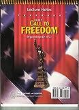 Call to Freedom, Holt, Rinehart and Winston Staff, 003038799X