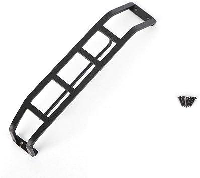 Tbest Escalera Trasera de Metal, Mini Escalera de Escalera de Metal RC para Coche Escalera RC de orugas Escalera Trasera de Escalera de Metal Se Adapta a G500 G63 6x6: Amazon.es: Juguetes