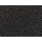 Black Fireplace / Fire Pit Sand 10 pound bag