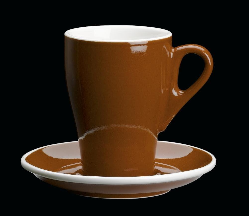 marone CILIO Kaffeebecher ROMA 20 cl H.Nr. 215076 extra dickwandig