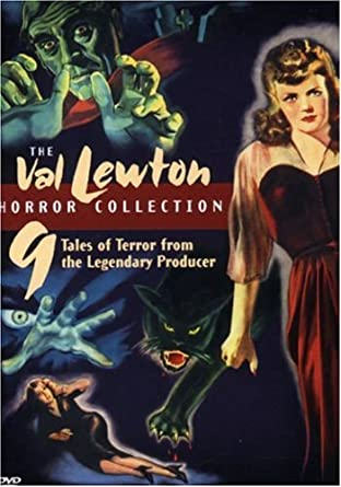 Amazon com: The Val Lewton Horror Collection (Cat People