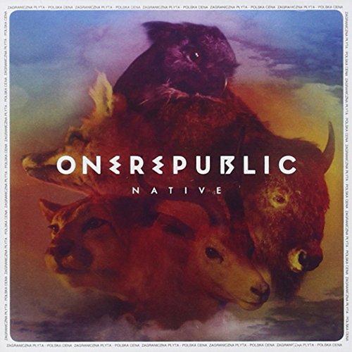 Onerepublic Native PL CD OneRepublic product image