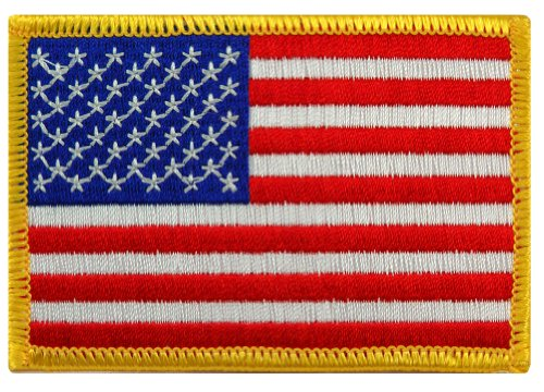American Embroidered America Military Uniform product image