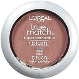 L'Oréal Paris True Match Super-Blendable Blush, Rosy Outlook, 0.21 oz.