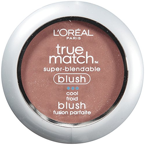 L'Oréal Paris True Match Super-Blendable Blush, Rosy Outlook, 0.21 oz.