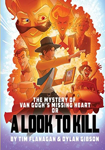 Download The Mystery of Van Gogh's Missing Heart: Colour Edition (Lawrence Pinkley Mysteries) (Volume 2) ebook
